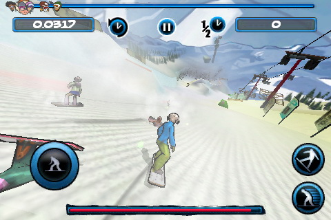 You are browsing images from the article: SHRED SNOW WITH YOUR IPHONE